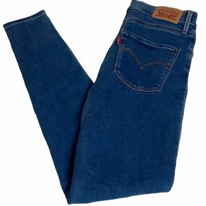 Levi's 720 High Rise Super Skinny Jeans Size 26